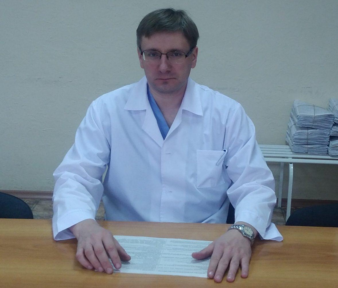 заведующий травматологией Баранов