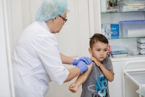Жители Свердловской области активно прививаются перед приближением сезона гриппа