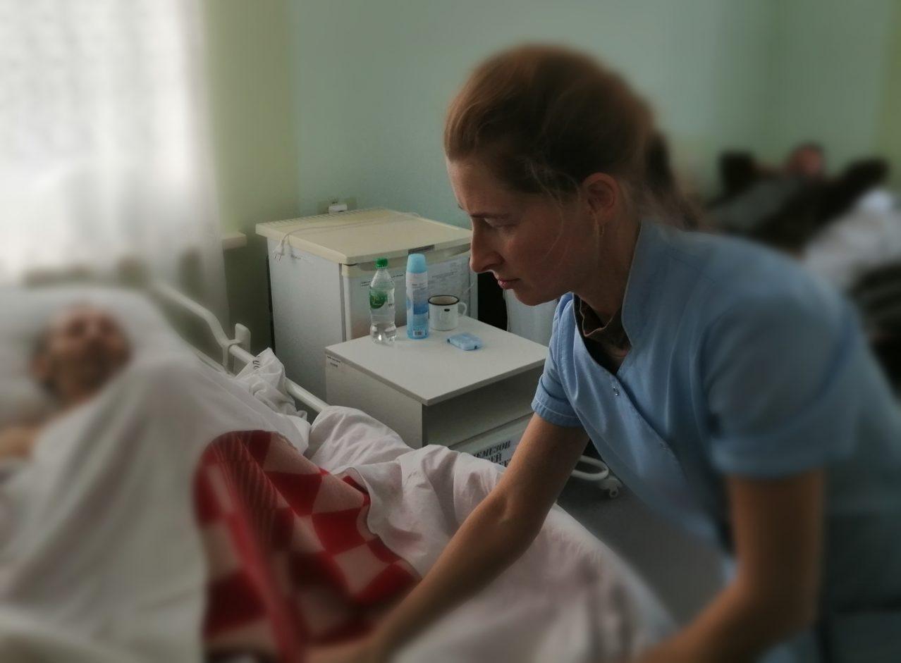 Паллиативное отделение Городской больницы полностью оснастили новейшим оборудованием