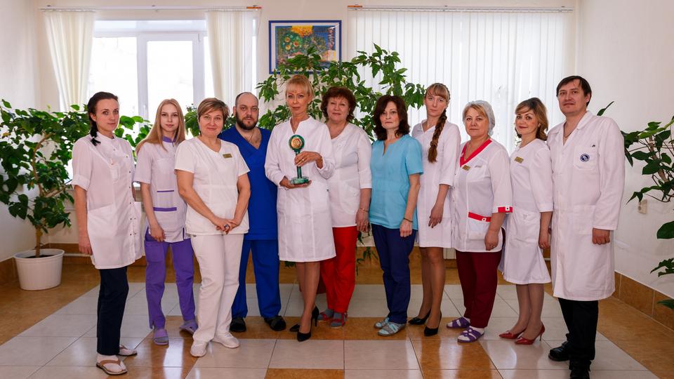 Первичное сосудистое отделение Каменска-Уральского признано лучшим в четвертый раз