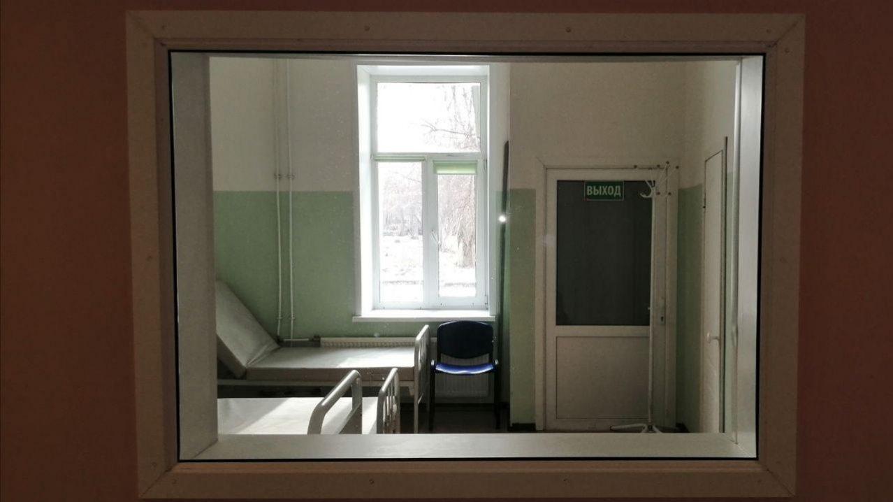 Инфекционное отделение в Каменске-Уральском возобновило свою работу