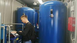 В три раза больше пациентов обеспечены кислородотерапией благодаря новой кислородной станции