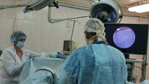 Хирургические операции становятся все менее травматичными