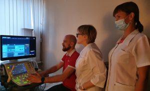 В Каменске-Уральском продолжается дооснащение больницы высокотехнологичным оборудованием