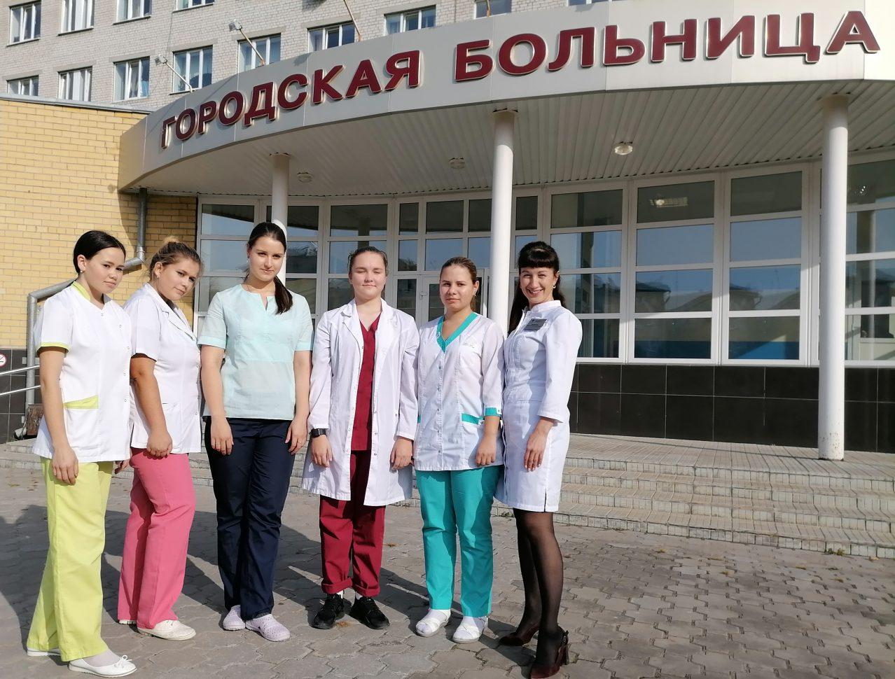 В этом году 24 молодых специалиста приступили к работе в городской больнице