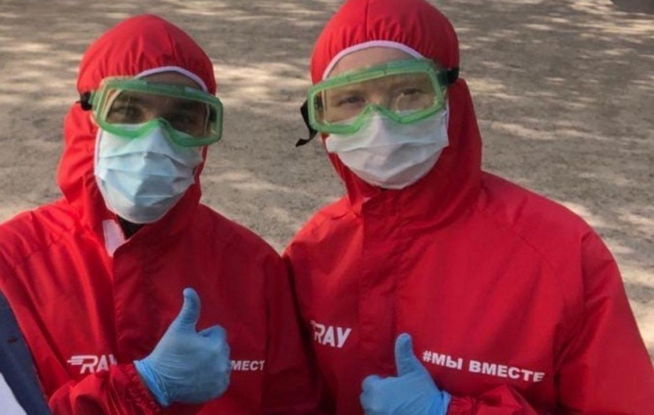 В Каменске-Уральском запустили акцию в поддержку медицинских работников