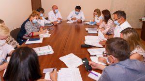 Манарбек Чарипов оставил пост главного врача: основные этапы развития Городской больницы при его руководстве