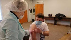 В Каменске-Уральском продолжается прививочная кампания от гриппа