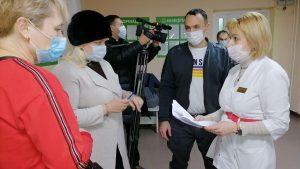 В Каменске-Уральском привиты 565 человек от COVID-19